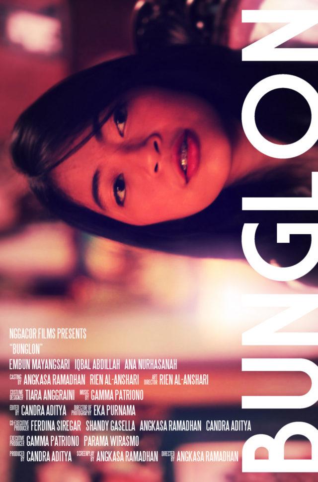 BUNGLON poster