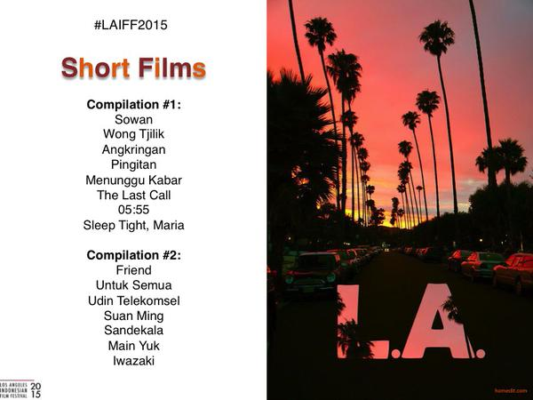 LAIFF 2015